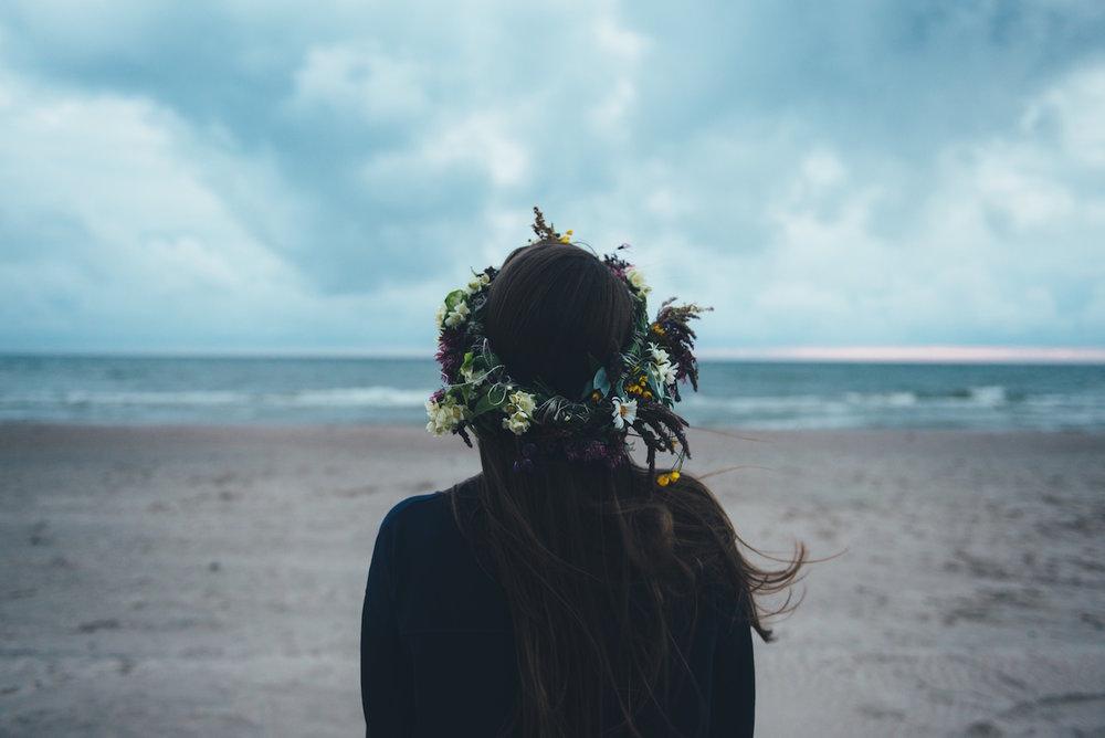 Confidence - Woman On Beach .jpg
