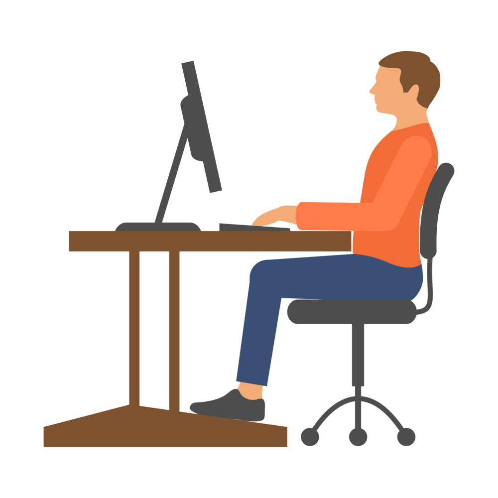 Correcting Computer Desk Posture | Video Tutorial
