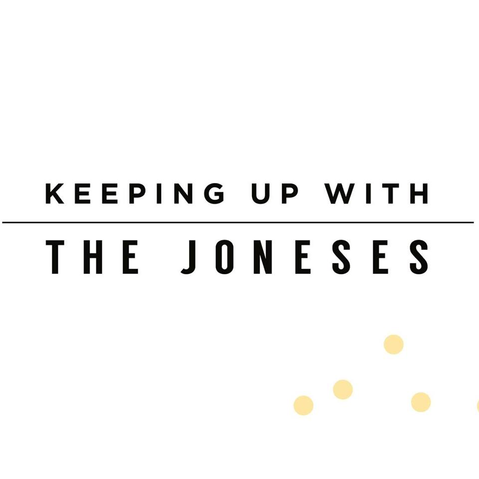 Keeping Up With the Joneses - 6333 Camp Bowie Blvd #208817-995-0787Women's Clothing & Accessories To Fit Our Fort Worth Lifestyles Fort Worth Chamber of Commerce Member Camp Bowie District Member