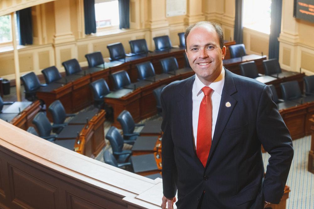 David Yancey - Republican incumbent