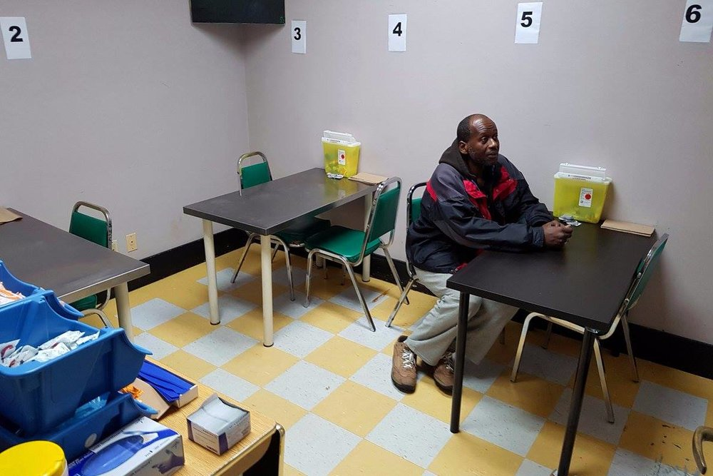 Photo Credit Global Platform for Drug Consumption Rooms