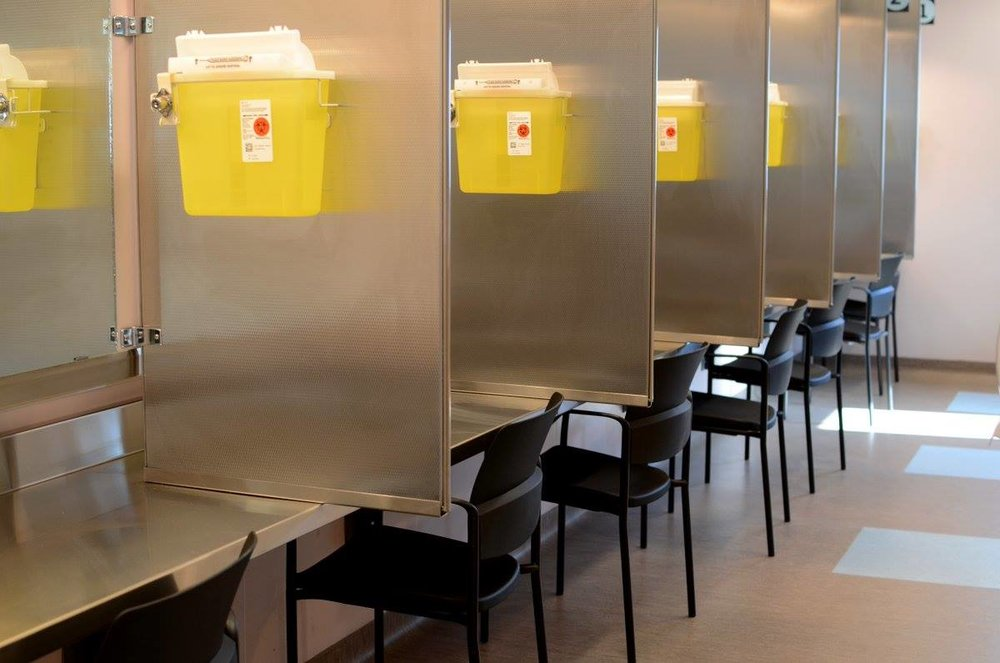 Canada - Photo Credit Global Platform on Drug Consumption Rooms