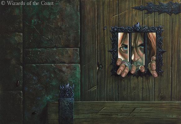 Prison Door. prison_door.jpg & Prison Door u2014 The Art of Todd Lockwood