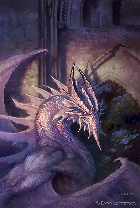 dragons � the art of todd lockwood
