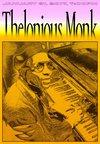 Thelonious Monk, by Jordan Egstad — © Copyright 2017