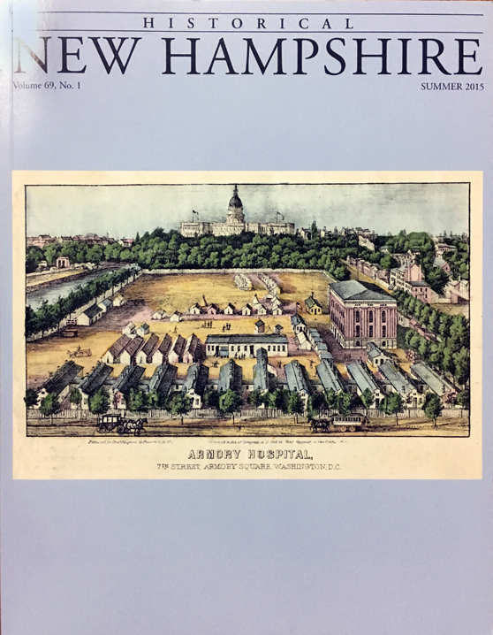 Historical New Hampshire, Vol. 69, No 1, Summer 2015