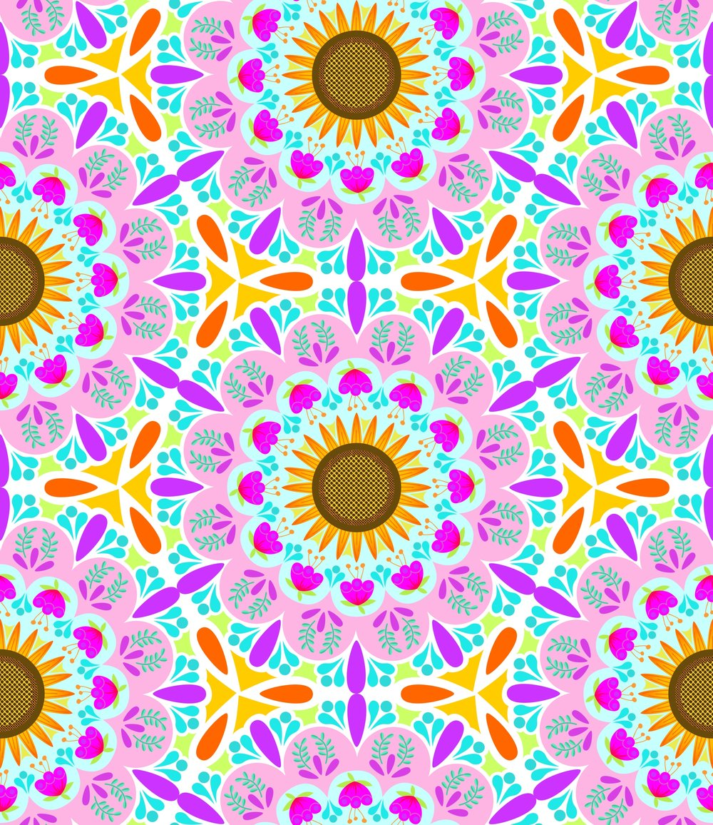 Day 41-1/2/100 of #100daysofpatterns