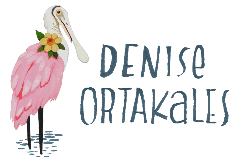 Denise Ortakales Illustration