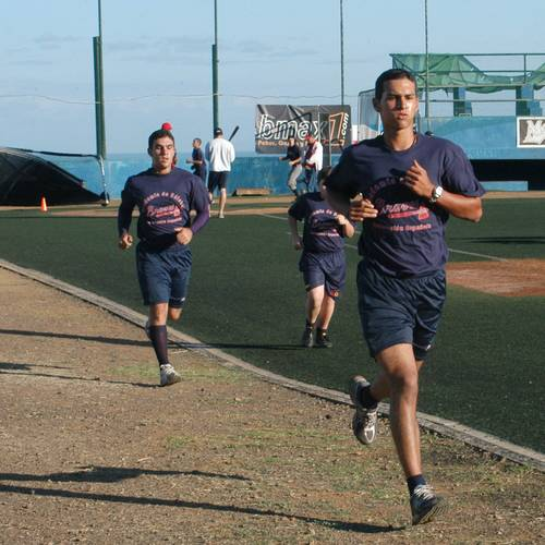 Baseball Pitcher Conditioning