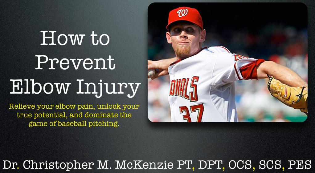 Elbow Pain Webinar Series