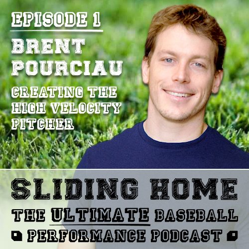 Brent Pourciau Sliding Home Podcast