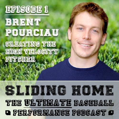 Brent Pourciau Sliding Home Podcast