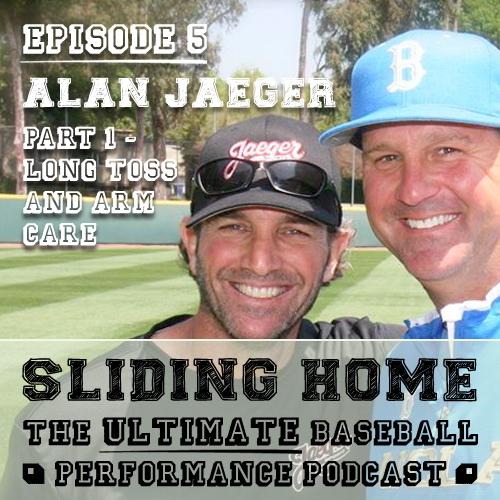 Alan Jaeger Sports Long Toss