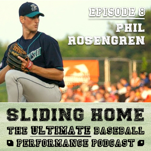Sliding Home - Phil Rosengren Curve ball