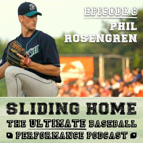Sliding Home - Phil Rosengren Curve ball