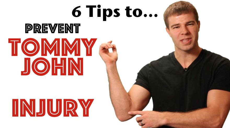 Prevent Tommy John Injury