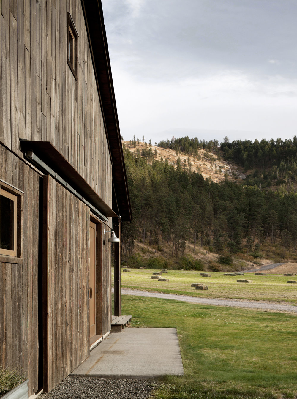 canyon barn -