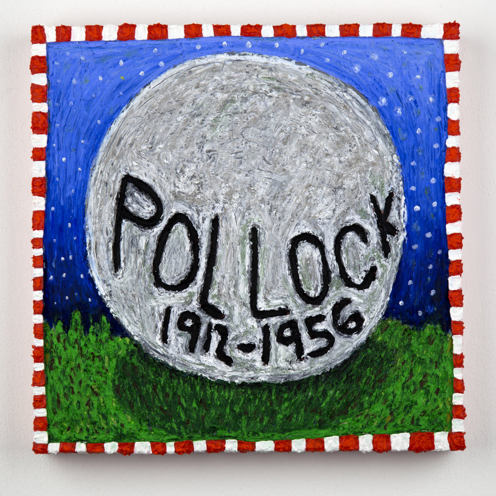 Jackson Pollock's Tombstone Blues: 1912-1956