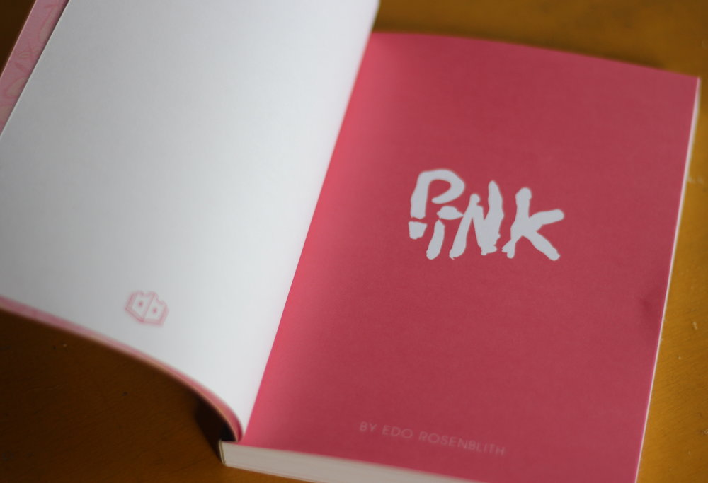 Title page of PINK