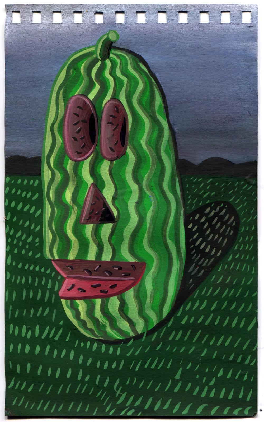 7watermelonman(gouache).jpg