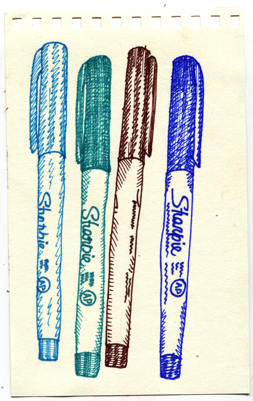 Sharpies