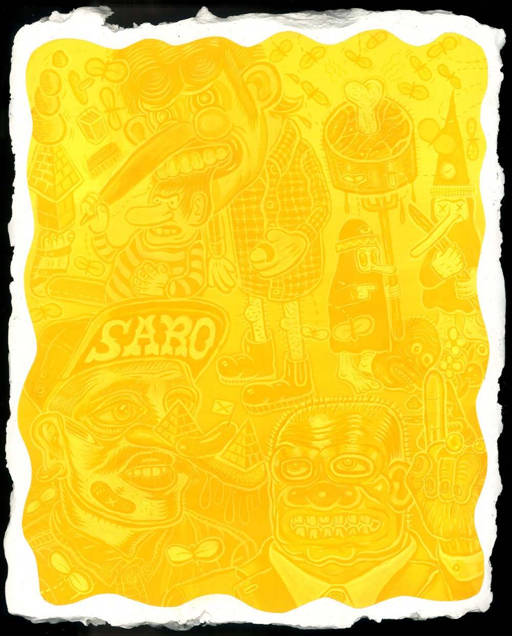 SARO (Yellow)