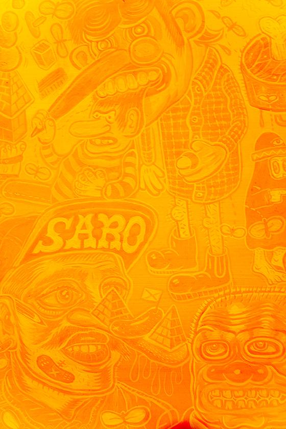 SARO (Detail)