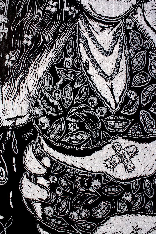 Venus (Detail)