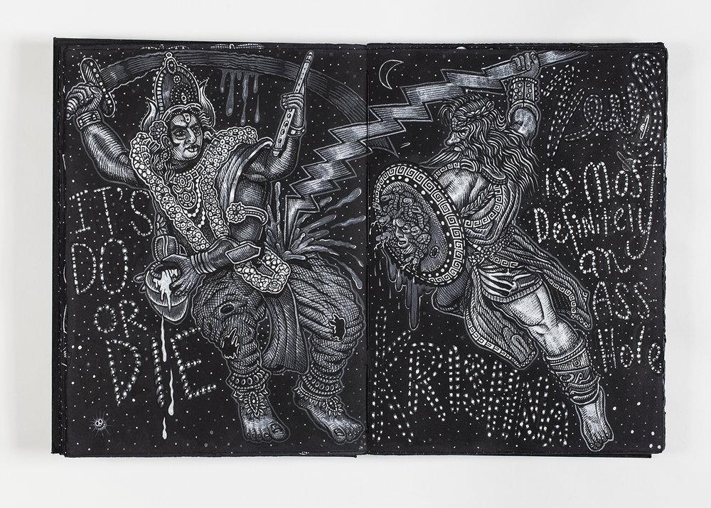 Zeus Vs Krishna