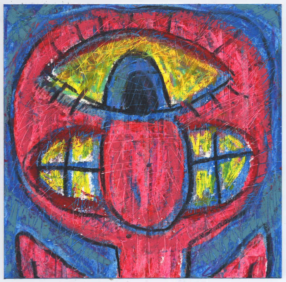 Pink Cyclopse