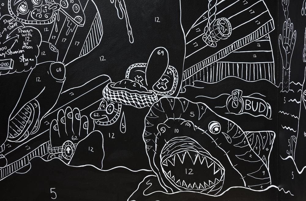 Help Me Make A Mural (Detail)