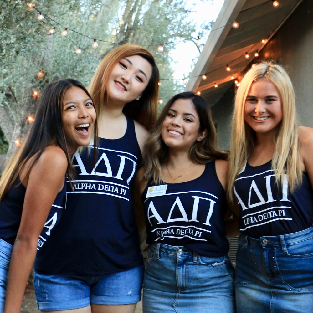 GO GREEK DAY FALL RECRUITMENT 2018