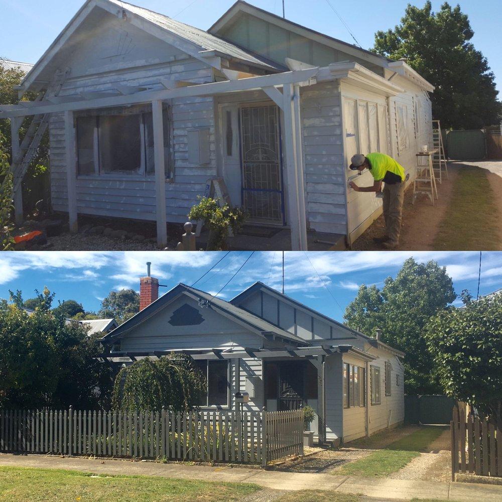 Ballarat Painters - BCR