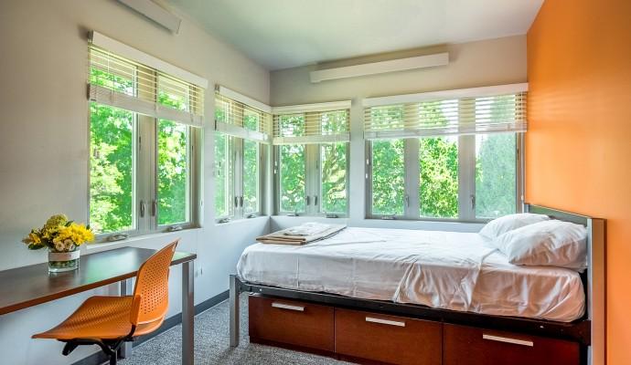 Juniper Hall single room