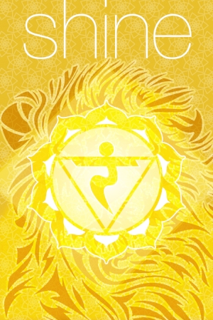 Manipura—Solar Plexus Chakra Canvas Print