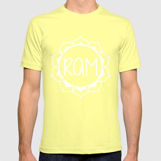 Ram Chakra Mantra T-Shirt