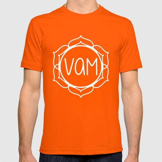 Vam Chakra Mantra T-shirt