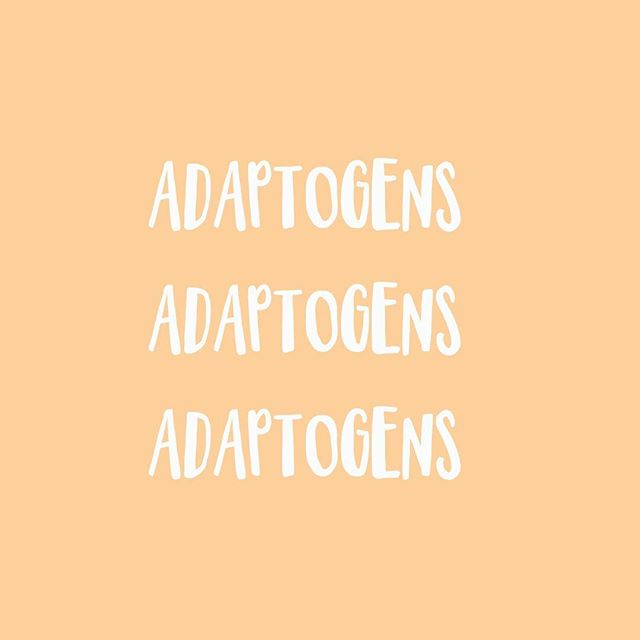 Let's talk ADAPTOGENS!!!! 🌿🍄🌈✨ You've probably seen this word everywhere -  health/wellness blogs, influencer accounts, products at the grocery store. But why should adaptogens matter to you? ⠀⠀⠀⠀⠀⠀⠀⠀⠀ Adaptogens aren't new! They've been around for thousands of years in ancient healing practices like Ayurveda and Traditional Chinese Medicine. They are herbs, roots, and mushrooms that naturally help your body adapt to stressful situations (emotional, environmental, and physical stress), boost your mood, and help with overall balance in the body. Many people like adding them to smoothies, soups, or taking them as vitamins.✨ ⠀⠀⠀⠀⠀⠀⠀⠀⠀ We know it can get a bit overwhelming so we've made it super easy for you. All of our specialty tea blends include adaptogens so you can simply steep a teabag and enjoy the benefits! 💪🏾 #adaptogens #wellnessforeveryone #wearenature