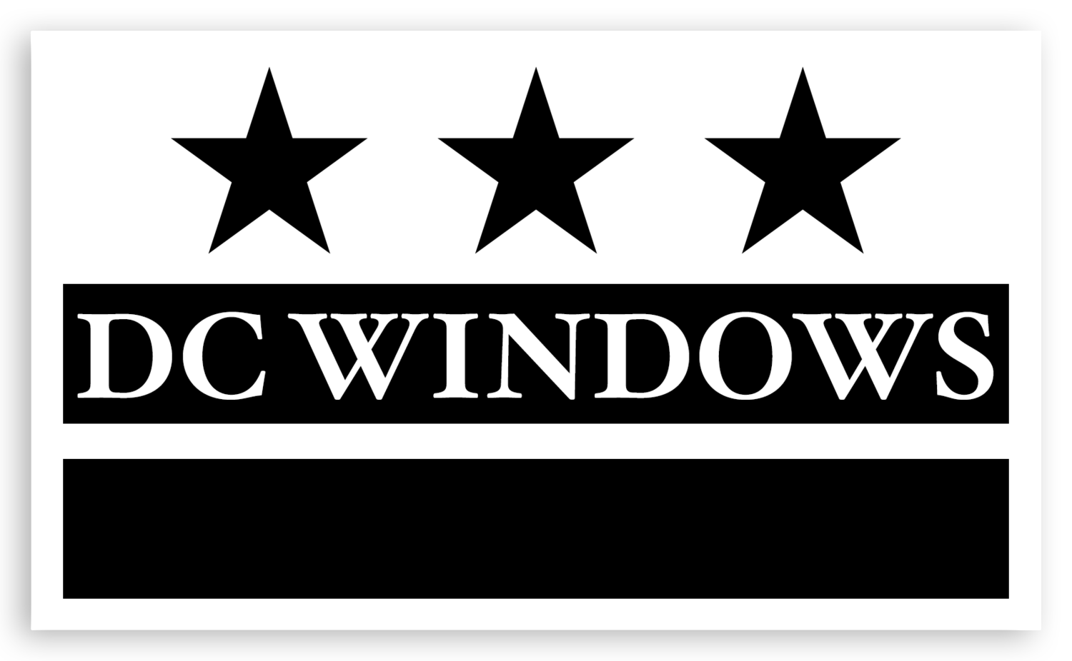 DC WINDOWS