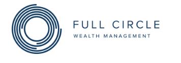 Full Circle Wealth Management logo