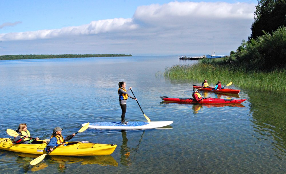 Maple Manors Door County Activities Guide -
