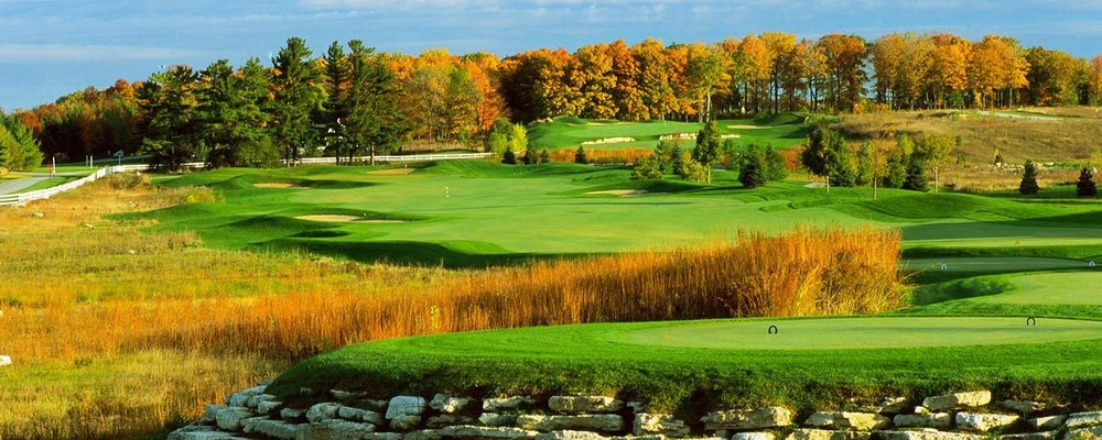 - For your next trip or golf outing in Door County your friends or group can all stay under one roof at Maple Manor.