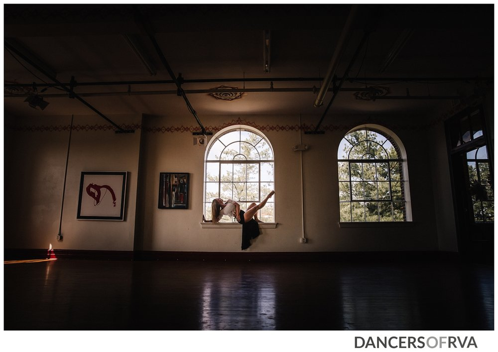 Richmond Dancer at Dogtown Dance Theater