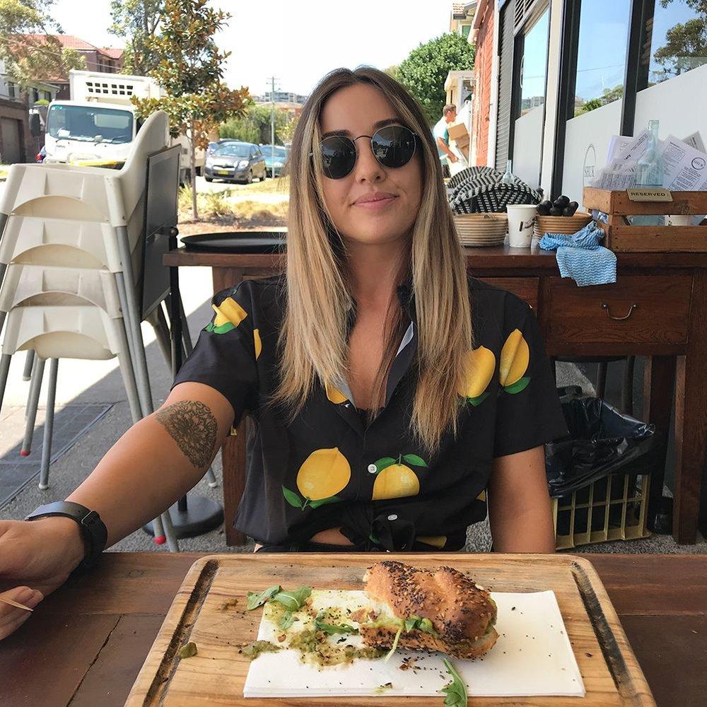 Anya - Shuk Cafe, Bondi