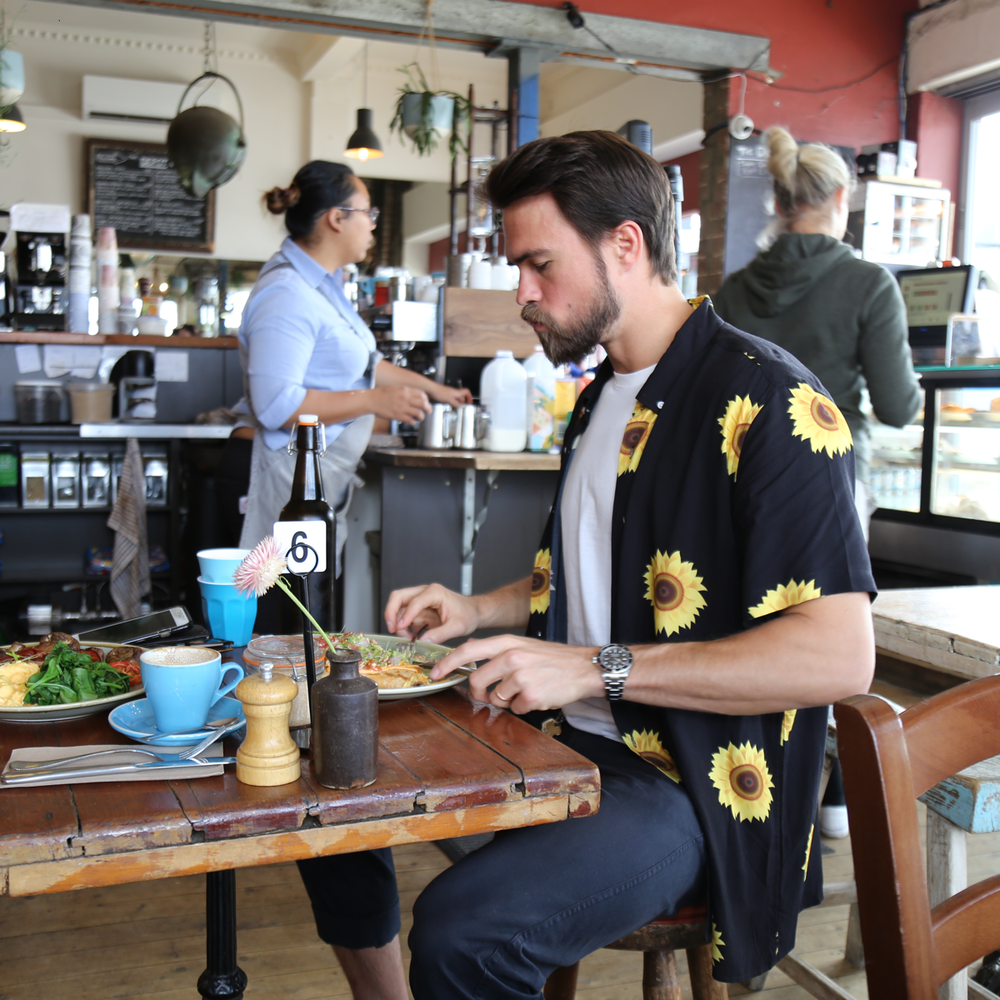 Dan - The Depot, North Bondi
