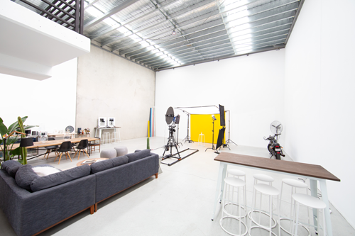 Borough Studios - Studio
