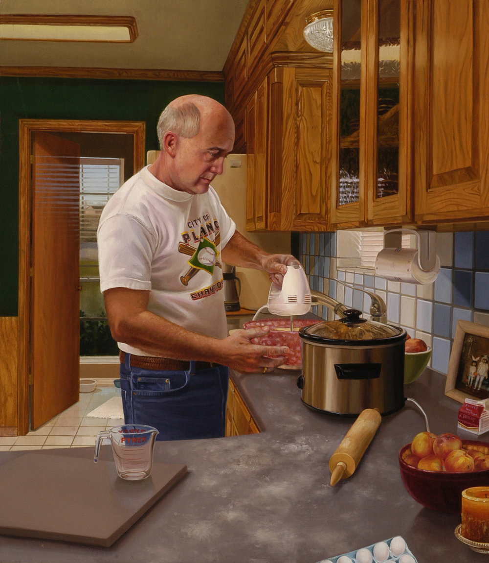 3.5.  Dad in Kitchen, oil on panel, 2006.jpg