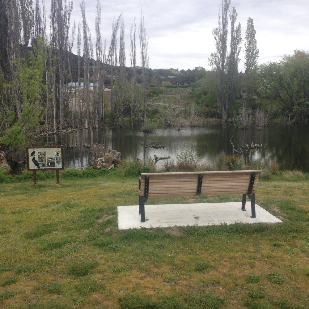 Albert Town Lagoon Restoration -