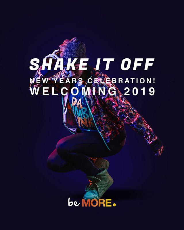 Join us for a New Years Celebration at Studio55.. New Year Ride and Dance Off!  Khobar: Wednesday 26/Dec 5-7pm  Jeddah:  Monday 31/Dec 6-8pm  Sign up today!  ____________________  شاركينا في استقبال عام جديد مليء بالحيوية والنشاط والإنجازات!  احتفلي مع ستديو فيفتي فايڤ بكلاسات مميزة واستشعري الطاقة الإيجابية ل٢٠١٩!  الخبر: الأربعاء ٢٦/ديسمبر  ٥-٧م  جدة: الاثنين ٣١/ديسمبر ٦-٨م سجلي الآن ______________________  For more information | للمزيد من المعلومات . 📍AlKhobar:0558454804 📍Jeddah:0555045840 www.fitstudio55.com  ____________________  #celebrateMORE #liveMORE #beMORE