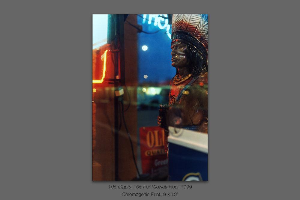 10 Cent Cigars - 5 Cents Per Kilowatt Hour, 1999